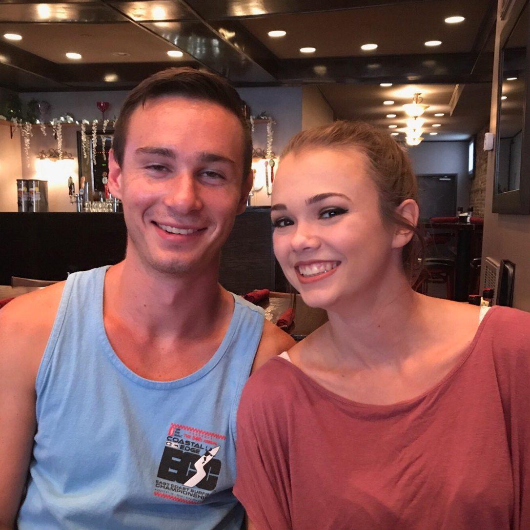 Lizz and Brad